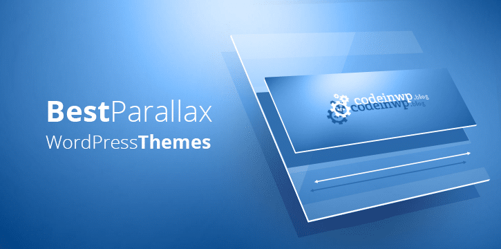 20+ Best Parallax WordPress Themes for 2019