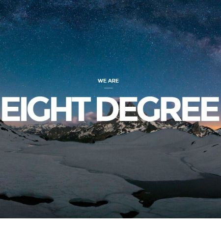 eight degree