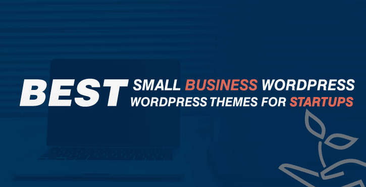 20+ Best Small Business WordPress Themes for Startups 2018