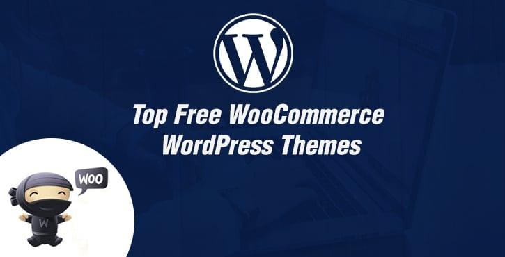 15+ Best Free WooCommerce WordPress Themes in 2019