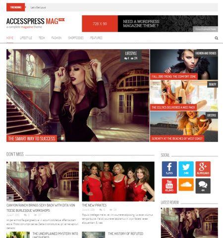 accesspress mag pro