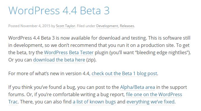 wp-beta