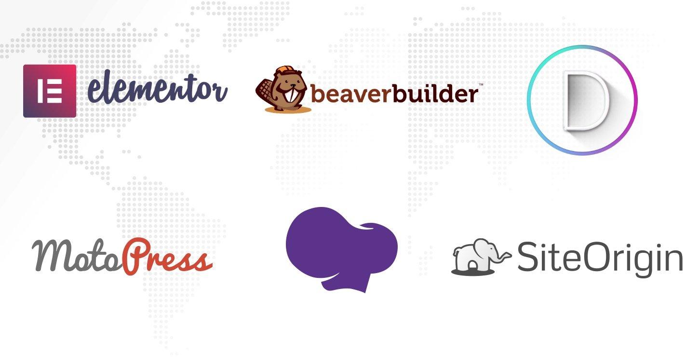 MotoPress Content Editor vs Elementor vs Beaver Builder vs Divi Builder vs WPBakery Page Builder (formerly Visual Composer) vs SiteOrigin Page Builder