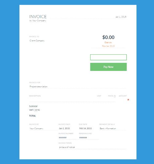 invoice-to-invoice