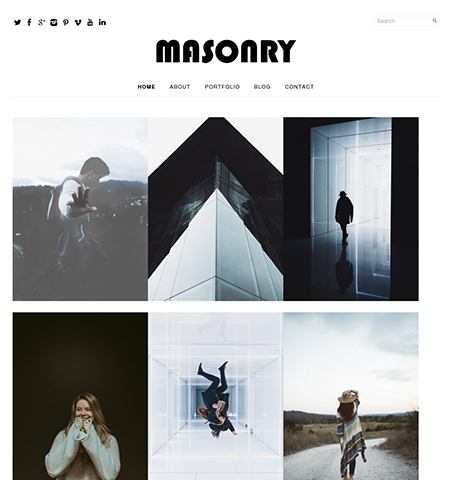 10 best free portfolio wordpress themes price 0 maxwellsz