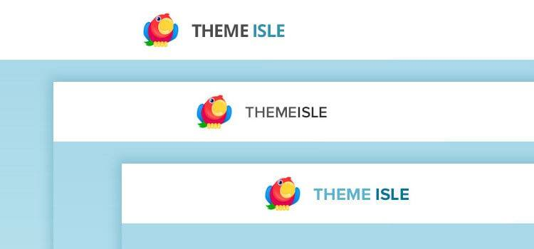 themeisle logo options