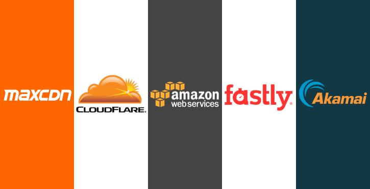 MaxCDN (StackPath) vs CloudFlare vs CloudFront vs Akamai vs