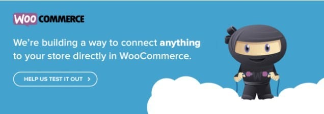 woocommerce connect