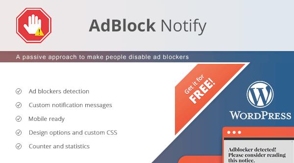 adblock notify