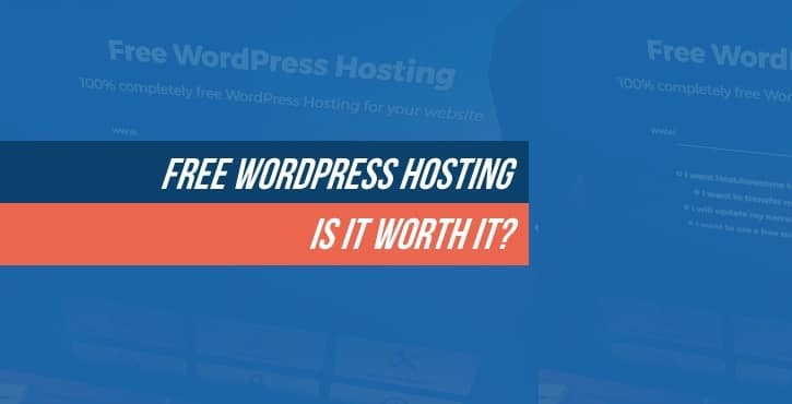 Free WordPress Hosting: Is It Worth It? Data Gives Us the Answer