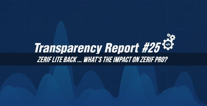 Transparency Report 25