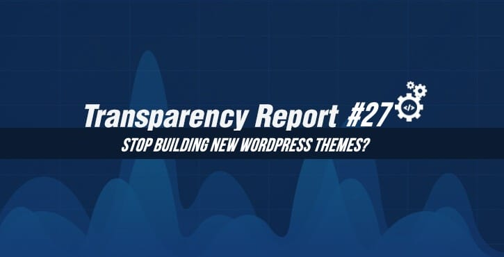 Transparency Report #27