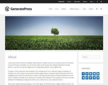 generatepress post
