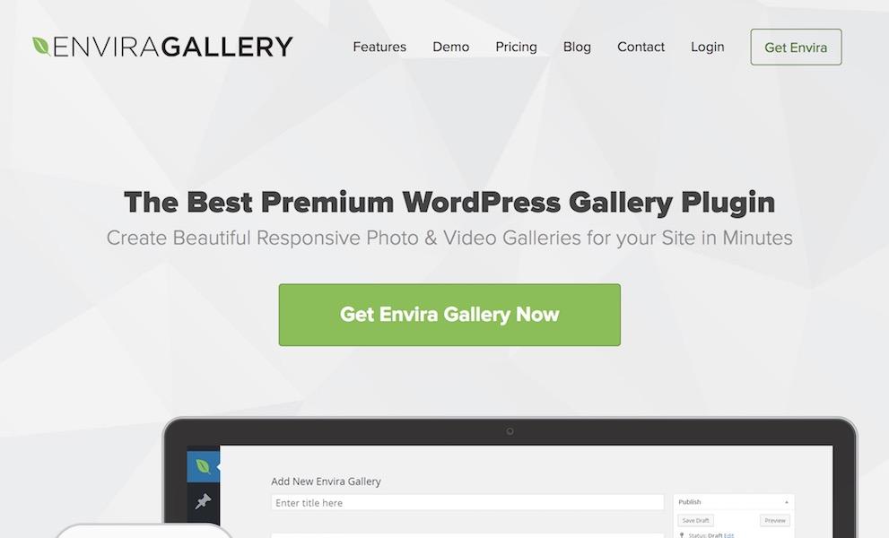 Envira - WordPress Gallery Plugin