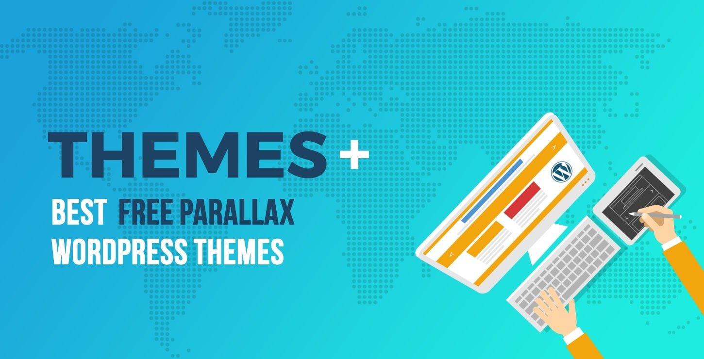 20 best free parallax wordpress themes 2018