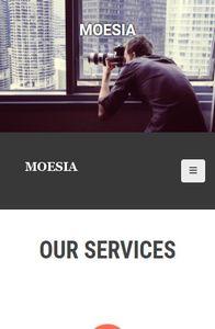 Moesia on mobile