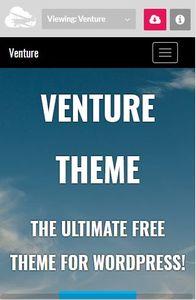 Venture Lite on mobile