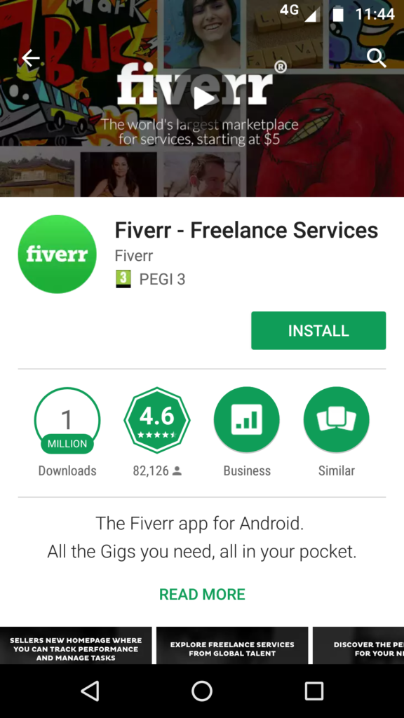 Android Fiverr