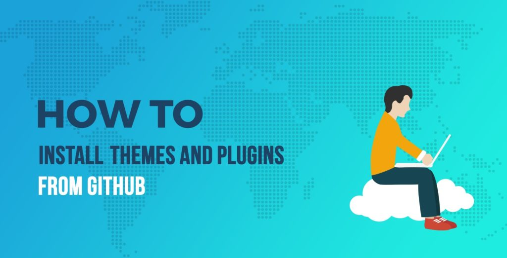install WordPress plugins from GitHub