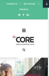 The Core on mobile