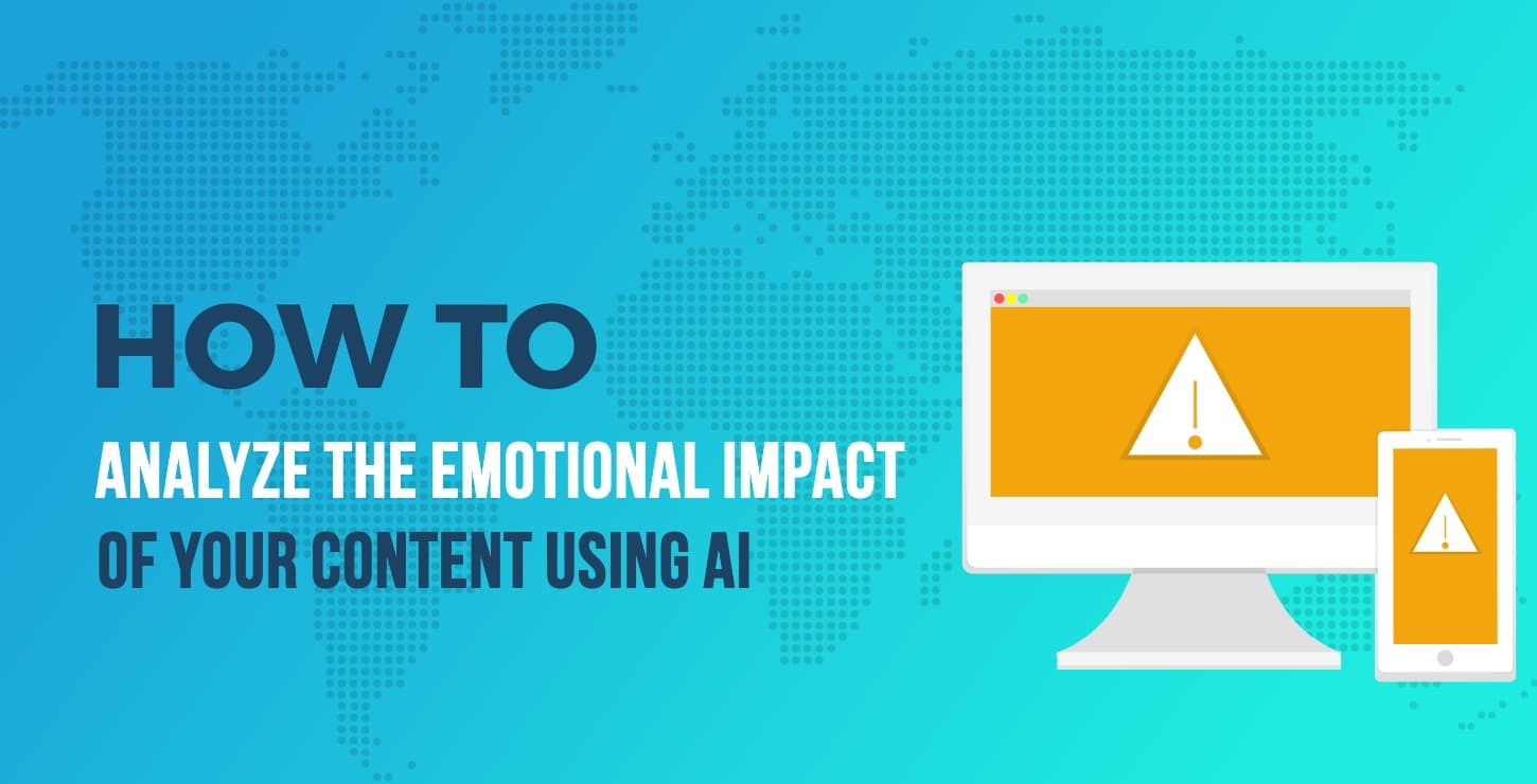 Machine Learning in WordPress: Emotional Impact of Content vs AI