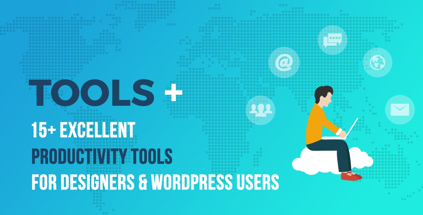 Productivity tools for designers, developers, and WordPress users