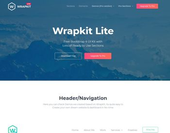 WrapKit Lite view
