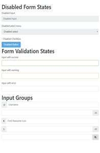 ReactJS Admin Template on mobile