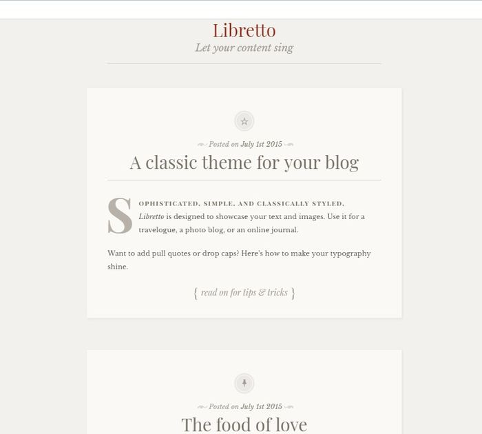 20+ Best Free WordPress Themes for Writers of 2018