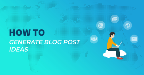 How to generate blog post ideas