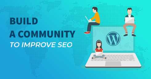 Build a community to improve SEO