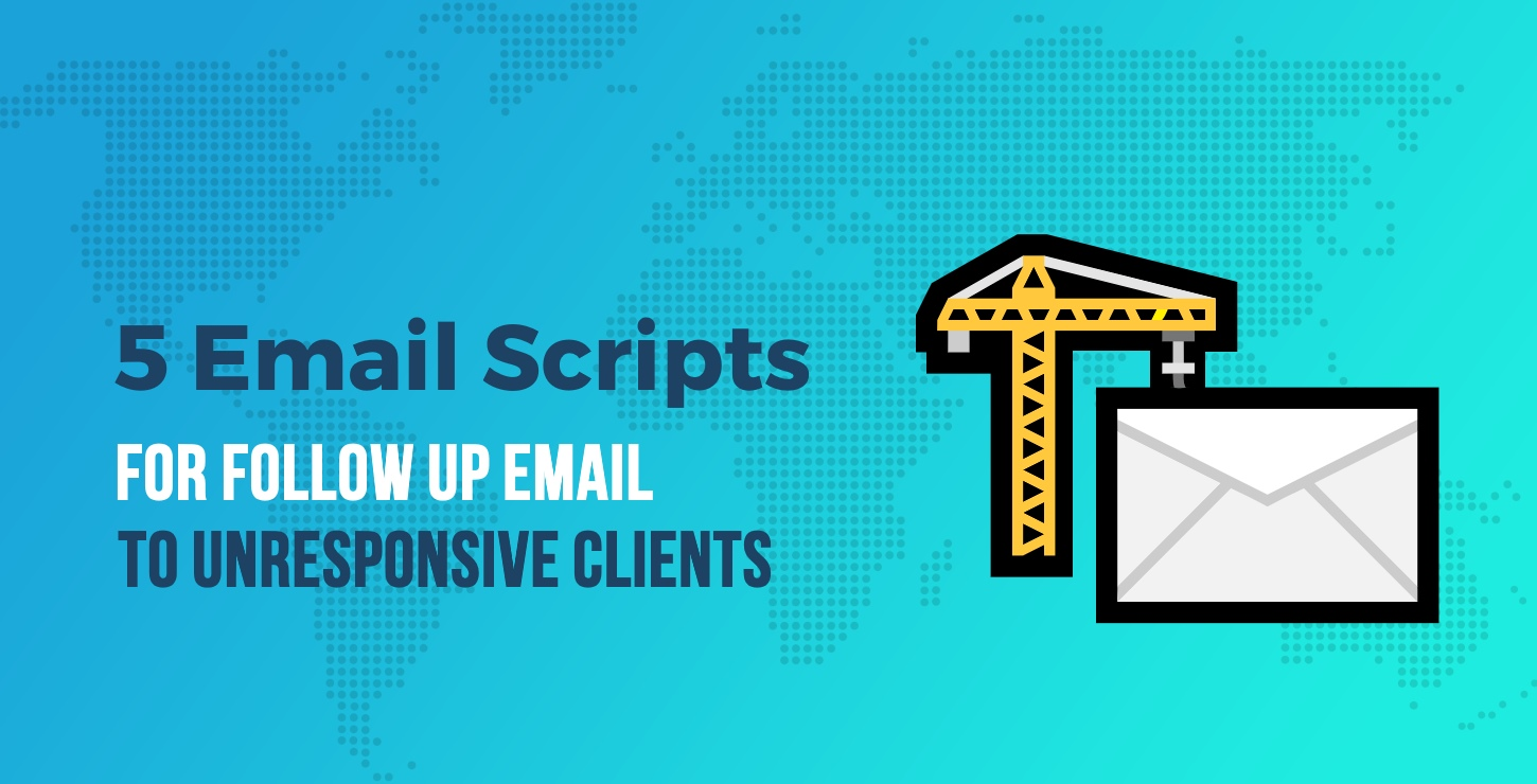 5 Email Scripts to Crank Out the Perfect Follow Up Email to an
