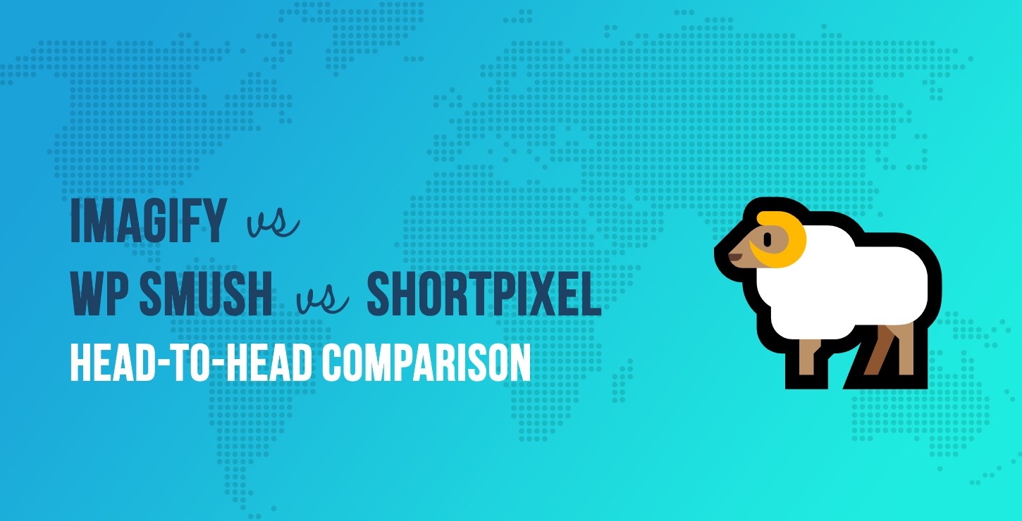 Imagify vs WP Smush vs ShortPixel